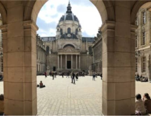 Université Paris 4 Sorbonne