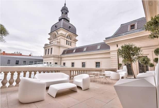 PWC Lyon - Hôtel Dieu
