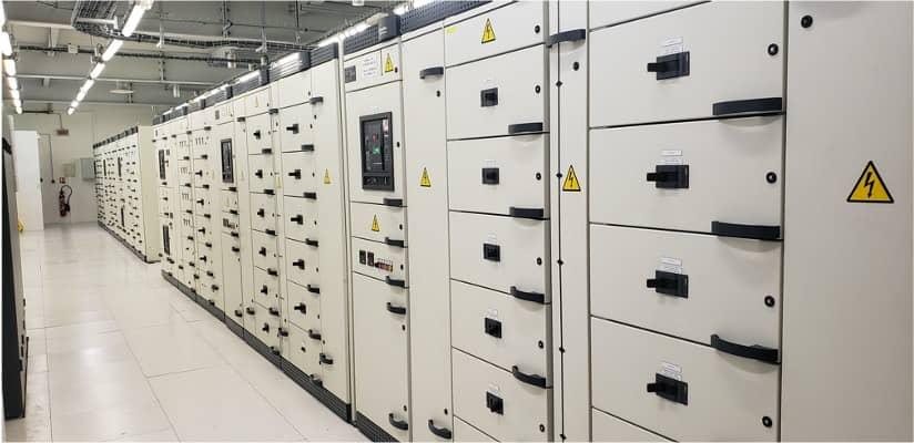 Data Center Interxion France - Aubervilliers