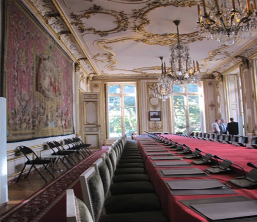 Hôtel Matignon - Service du Premier Ministre